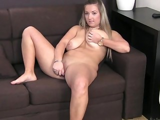 Sweet darling charms with her exceptional titty fucking