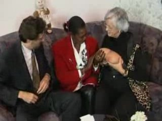 German Granny Swinger Party
